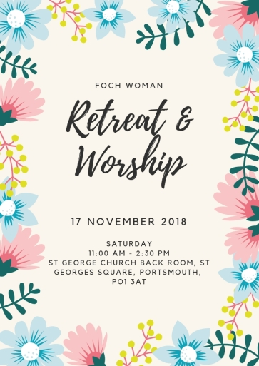 Retreat & Worship
